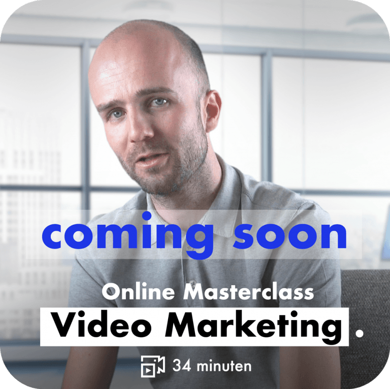 Masterclass Video Marketing