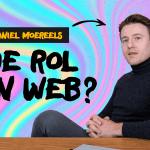 De rol van web.